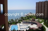 eCL4350, Beautiful 3+1 apartment with 185m² living space in Liparis 3 / Mersin residential complex