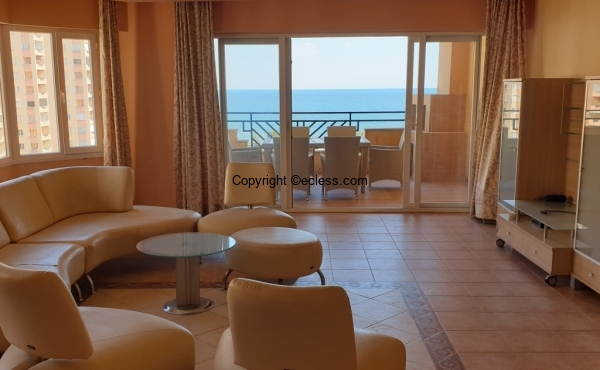 230m² Hoek appartement in Mersin Liparis 3
