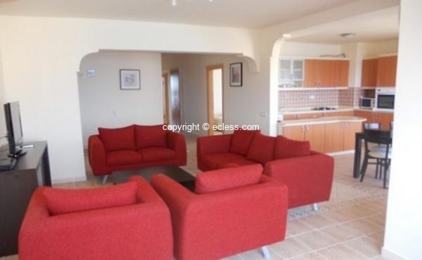 Wohnung mit Meer- Bergsicht in Liparis 3 Ferienanlage