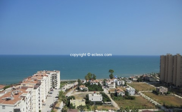 Flat for sale in Mersin Liparis Gılindires complex
