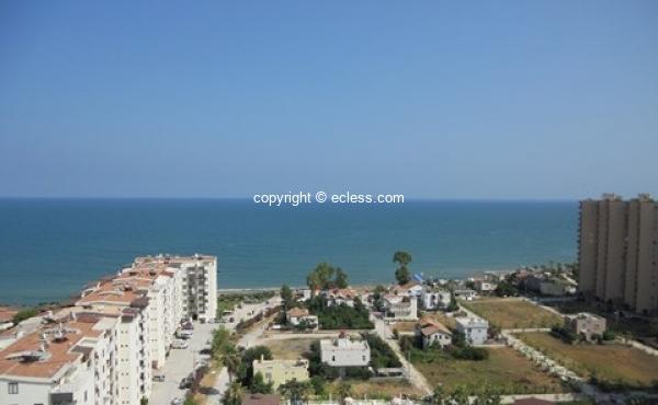 Wohnung zum Verkauf in Mersin Liparis Gılindires Anlage