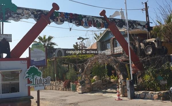 Rentables Investment - 1096m² Grundstück mit Erlebnispark in Tece / Mersin zu kaufen